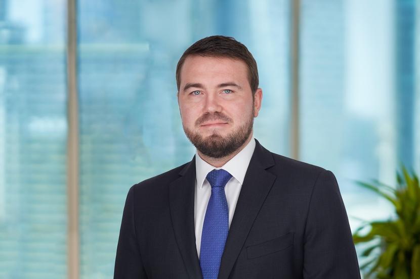 Slava Kirushin, partner, global head of energy, DWF