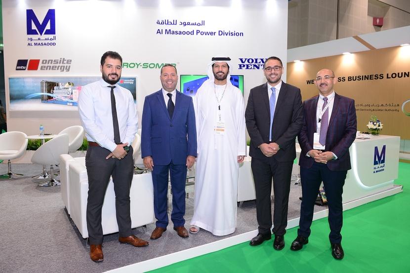 Al Masaood, Power generation, Diesel