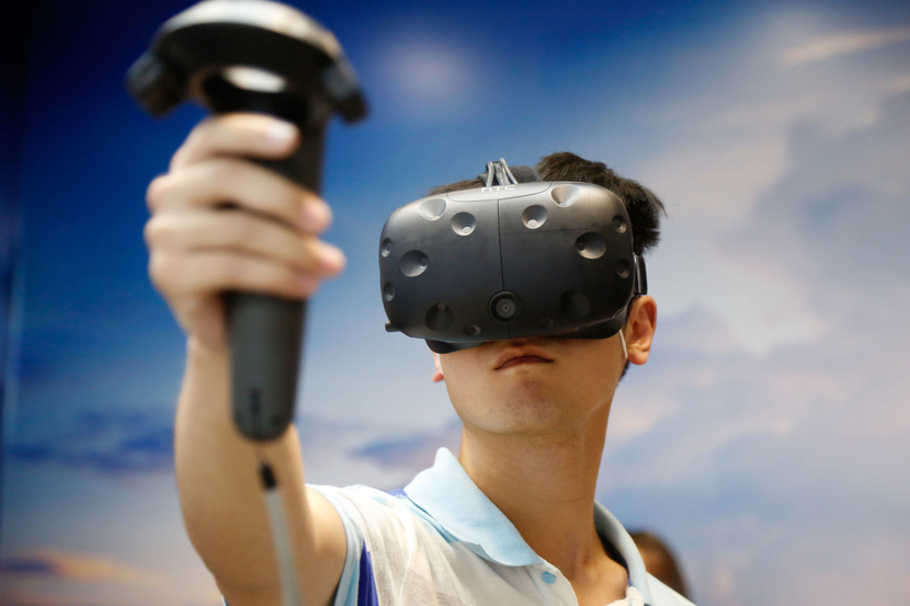 VR, Digital, Digitalisation, Virtual reality