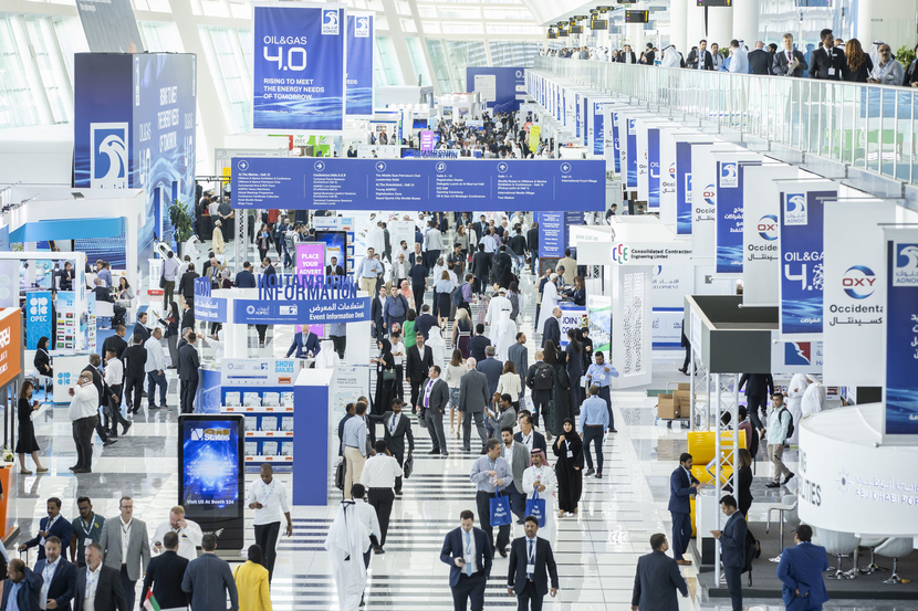 More than 140,000 attendees went to the conference, with 2,200 companies exhibiting throughout the week