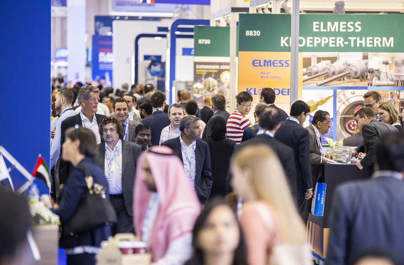 ADIPEC has become an international event, with professionals from across the globe attending to see the latest innovations in the industry