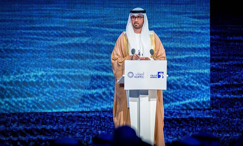 Sustainability, ADNOC, Sultan al jaber