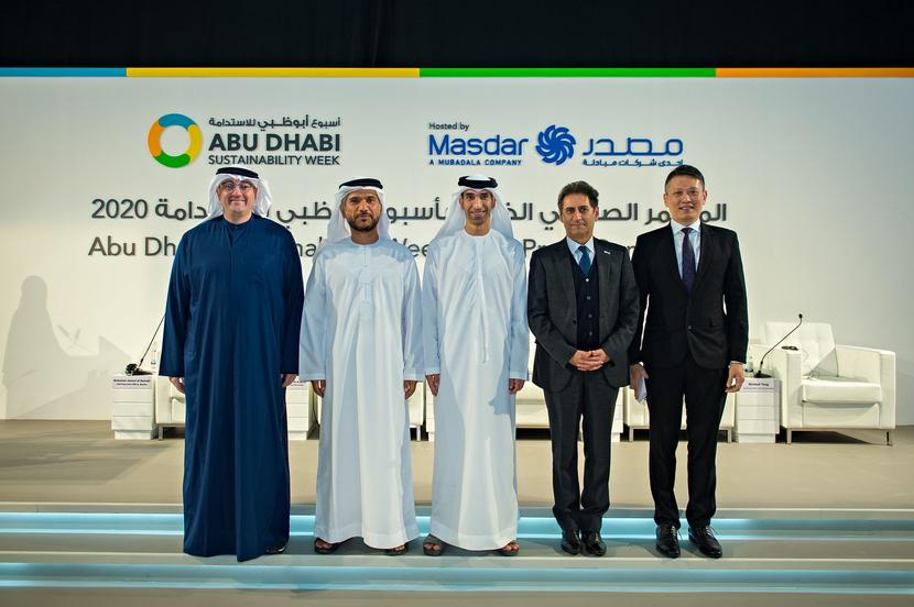 Sustainability, Sultan al jaber, ADNOC