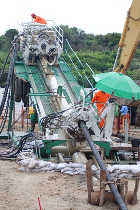 Horizontal directional drilling, DNV GL, Safety, HSE, Risk