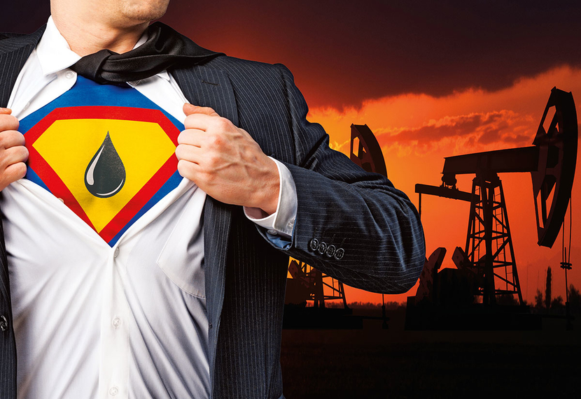 Meet the superheroes of the oil and gas industry