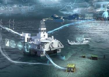 Siemens, Arabian drilling company, Modernisation, Digital, Digitalisation