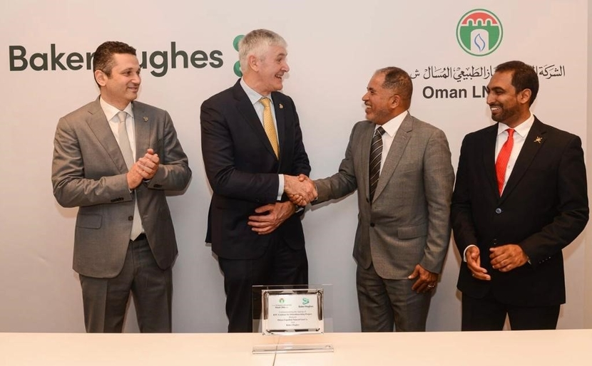 Baker Hughes, Oman LNG