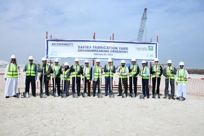 SAFIRA, Fabrication, IKTVA, Localisation, Saudi Aramco, Mcdermott