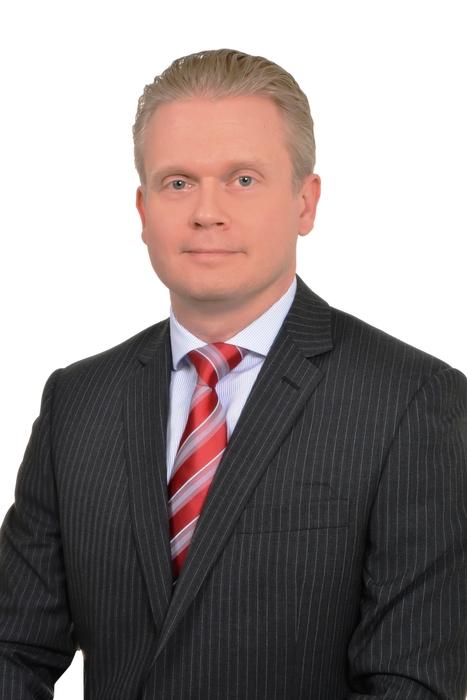 Olof Arnman, general manager of KSA operations, McDermott