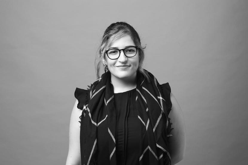 Carla Sertin, editor of Oil & Gas Middle East