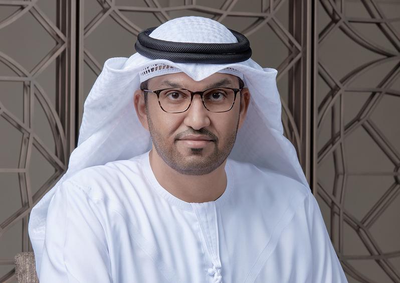 1. Sultan Ahmed Al Jaber CEO, ADNOC Group