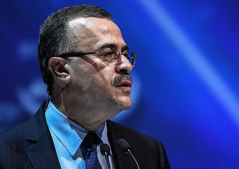 2. Amin Nasser CEO, Saudi Aramco
