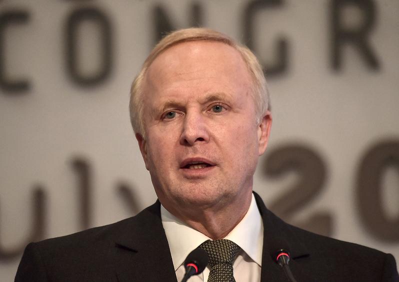 4. Bob Dudley CEO, British Petroleum