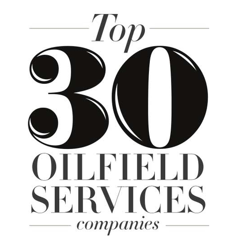 TOP 30 Oil & Field Services Companies
