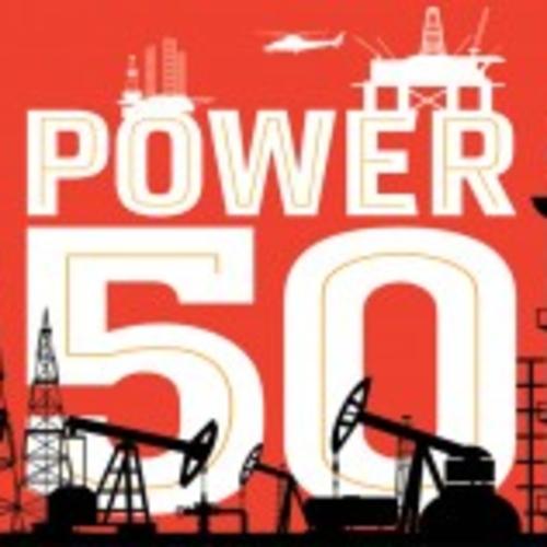 power 50 2015