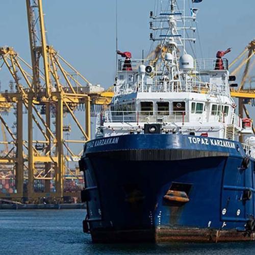 Topaz Energy & Marine